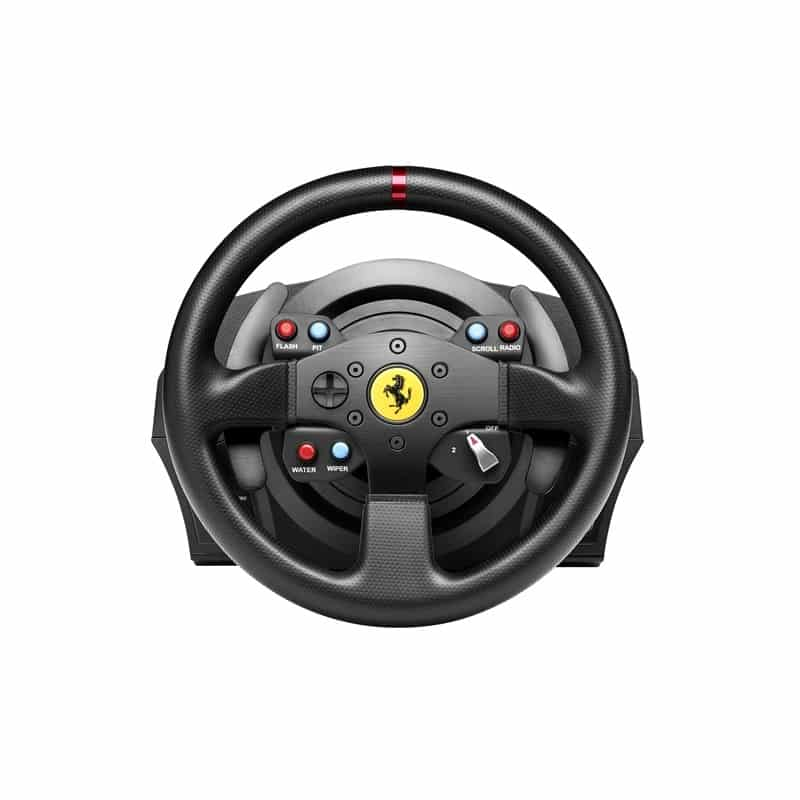 thrustmaster t300 ferrari gte sim racing tech. Black Bedroom Furniture Sets. Home Design Ideas